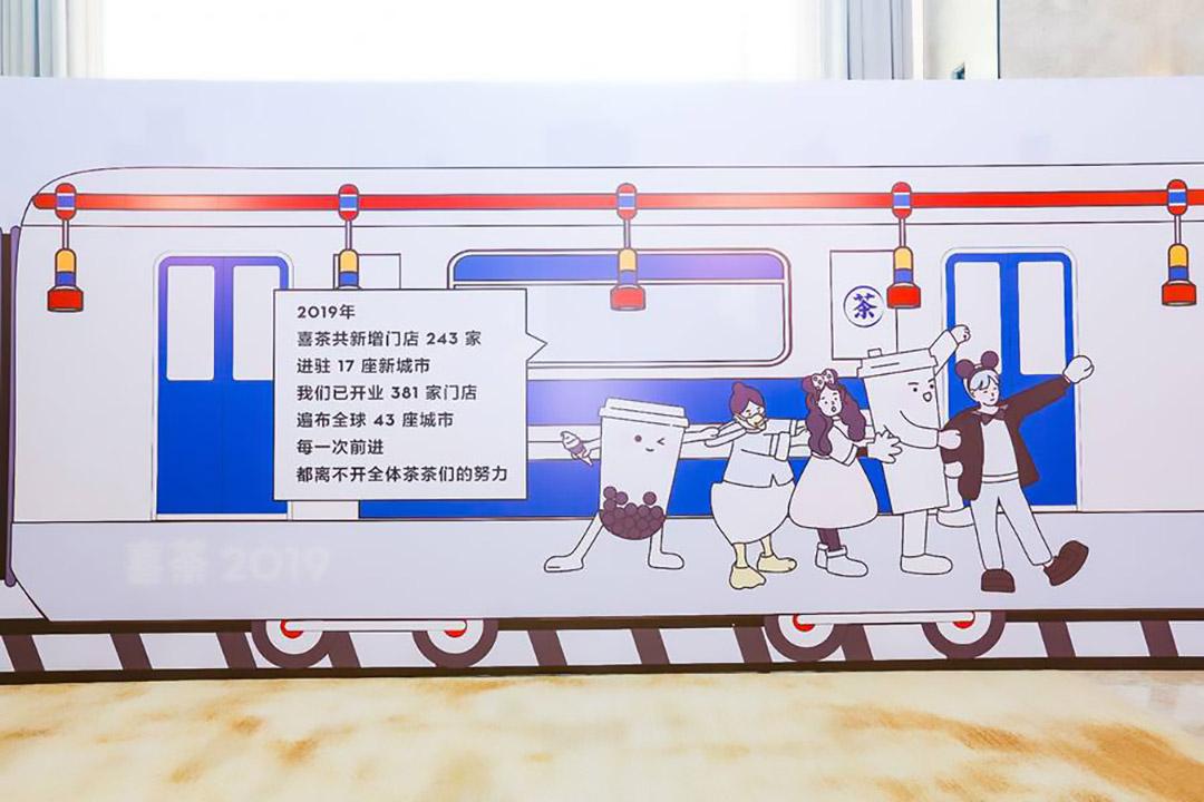 列车将开往新的旅途