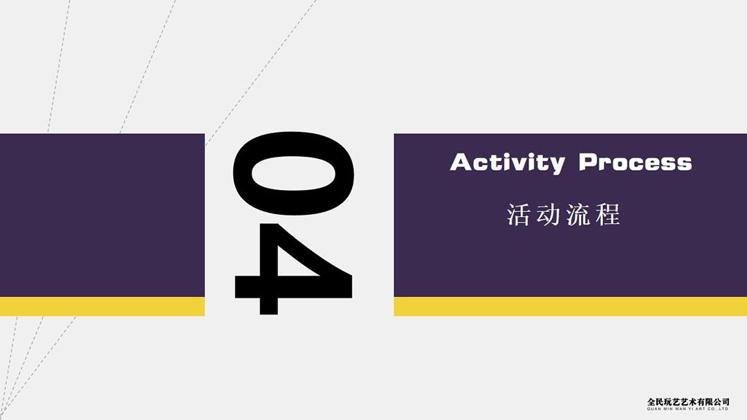 嘉翼智能公司十周年庆活动流程策划