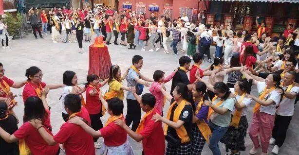 公司团建活动-藏族风情歌舞晚会