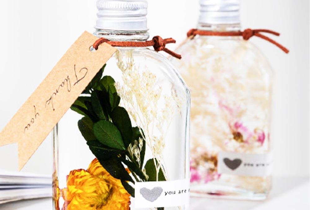 永生花浮游花瓶